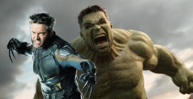 Hulk i Wolverine w jednym filmie MCU – tego chce Mark Ruffalo