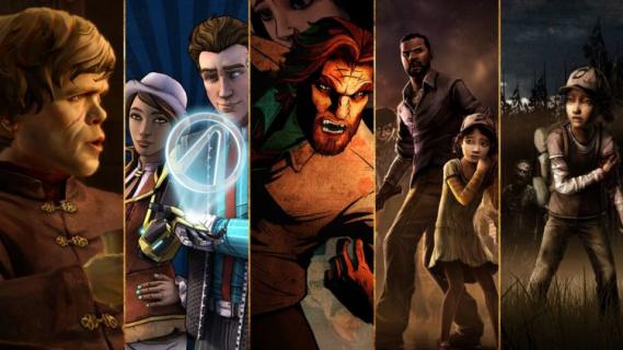 Telltale Games zostanie zamknięte. Co z grami studia?