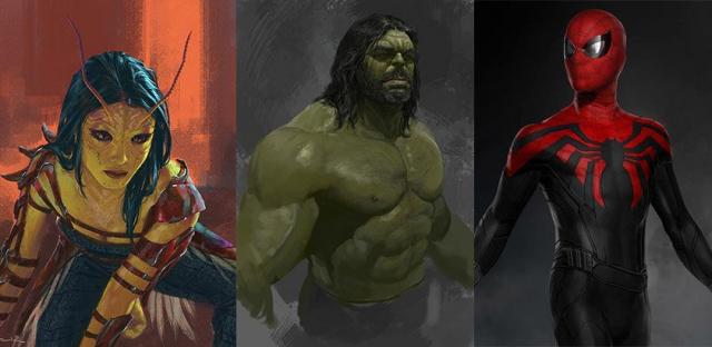 Avengers w 3. fazie MCU – zobacz najlepsze grafiki koncepcyjne