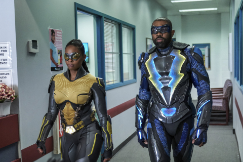 Black Lightning - zwiastun 3. sezonu serialu The CW [SDCC 2019]