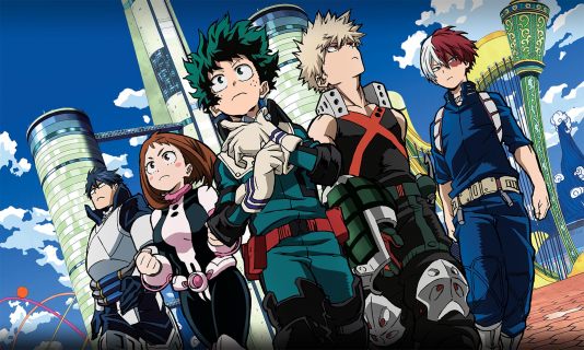 My Hero Academia – kolejne anime doczeka się aktorskiej adaptacji