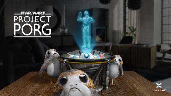 Star Wars: Project Porg – nowe doświadczenie ze świata Gwiezdnych wojen