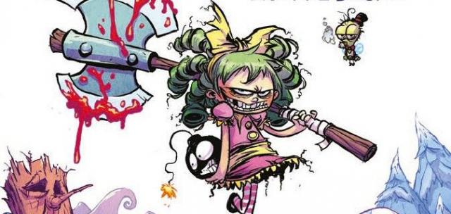 Nienawidzę Baśniowa #01: I żyli długo i burzliwie – recenzja komiksu