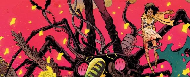 Sherlock Frankenstein i legion zła – recenzja komiksu