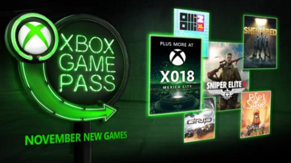 Nowe gry w abonamencie Xbox Game Pass ujawnione