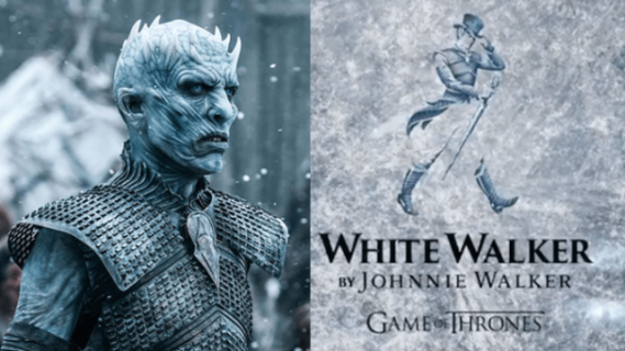 Co piją Biali Wędrowcy? Gra o tron ma swojego Johnniego Walkera