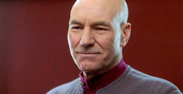 Star Trek: Patrick Stewart naciskał, aby Kapitan Picard był inny niż do tej pory