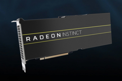 AMD wypuszcza grafikę w litografi 7 nm. Niestety, na sprzęt dla graczy musimy jeszcze poczekać