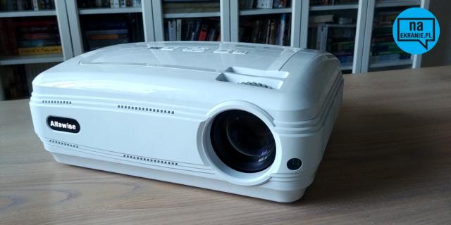 Testujemy Alfawise X – budżetowy chiński projektor