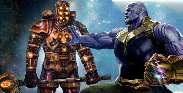 Nowi złoczyńcy w Avengers 4? Książka o Thanosie sugeruje, kim są