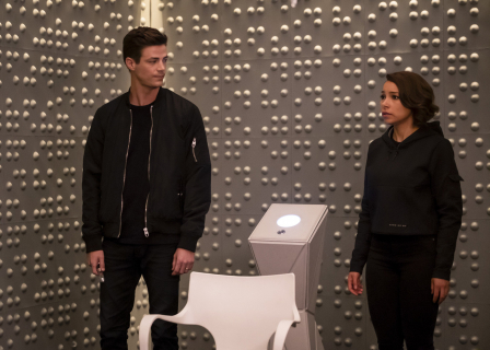 Flash: sezon 5, odcinek 8 – recenzja