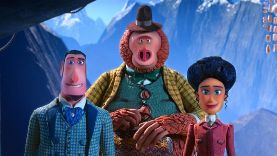 Praziomek – kulisy powstawania animacji i wypowiedzi aktorów. Zobacz wideo
