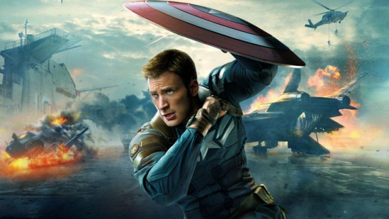 Za Chrisa Evansa w roli Kapitana Ameryki dziękujcie... jego mamie