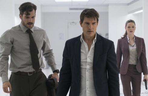 Mission: Impossible 7 - Tom Cruise i Hayley Atwell kręcą widowiskową scenę. Zdjęcia z planu