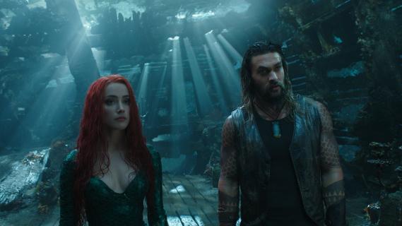 Aquaman – bohaterowie i złoczyńcy na zdjęciach w wysokiej rozdzielczości