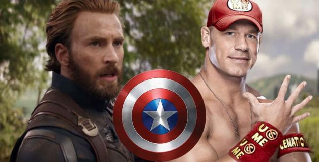 Nowy Kapitan Ameryka w MCU? John Cena jest chętny