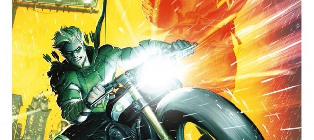 Green Arrow #04: Powstanie Star City – recenzja komiksu