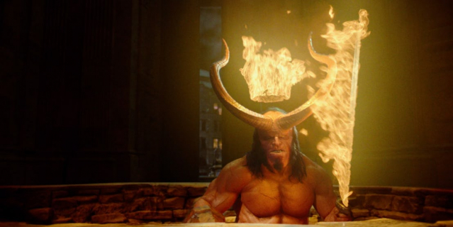 Hellboy – co ukazał pierwszy zwiastun? Easter eggi i spekulacje