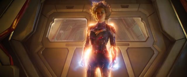 Kapitan Marvel – słabe zwiastuny, dobry film MCU?