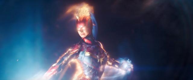 Kapitan Marvel tłucze Skrulli. Zobacz nowy spot pełen akcji