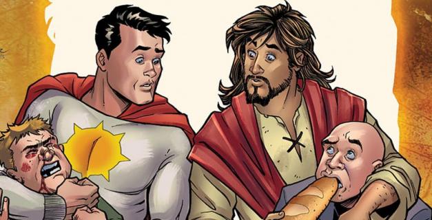 DC nie wyda komiksu o Jezusie-superbohaterze. Jakie powody?