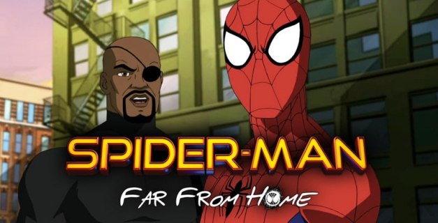 Spider-Man: Daleko od domu – zobacz fanowski animowany zwiastun