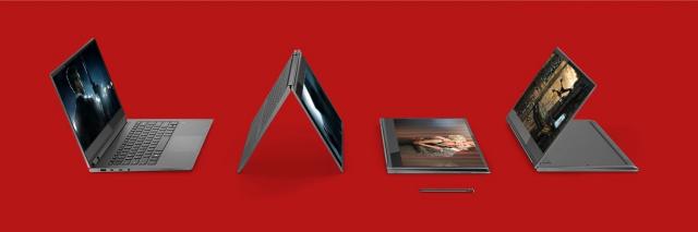 Sprawdź, co potrafi Lenovo Yoga C930 i zgarnij swój egzemplarz!