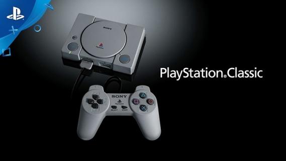 PlayStation Classic – test retro konsoli