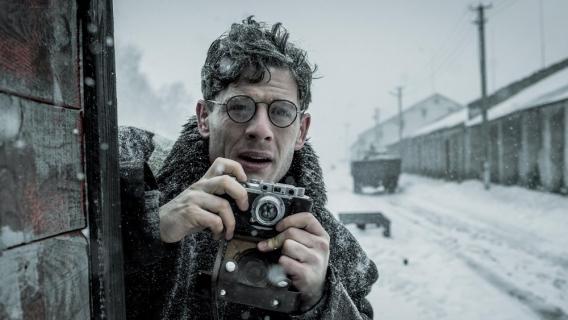 Obywatel Jones – plakat nowego filmu Agnieszki Holland