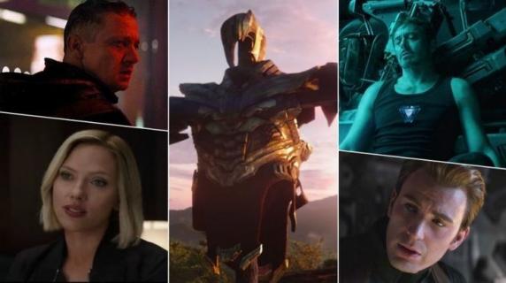 Avengers: Endgame – zabawka LEGO sugeruje powrót złoczyńców