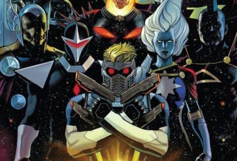 Marvel – zupełnie nowi Strażnicy Galaktyki w komiksie. Oto skład grupy