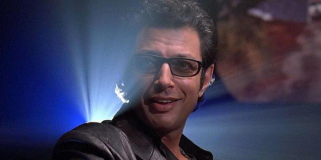 Jeff Goldblum o rolach w Jurassic World: Dominion i Gwiezdnych Wojnach