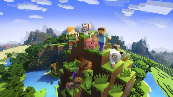 Minecraft wkrótce trafi do biblioteki Xbox Game Pass