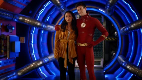 Flash – co dalej w 5. sezonie? Zdjęcia i nowe informacje z 10. odcinka