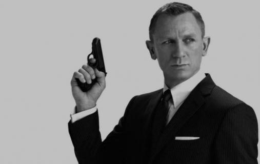 Bond 25 - zdjęcia z planu. Są Daniel Craig i Jeffrey Wright
