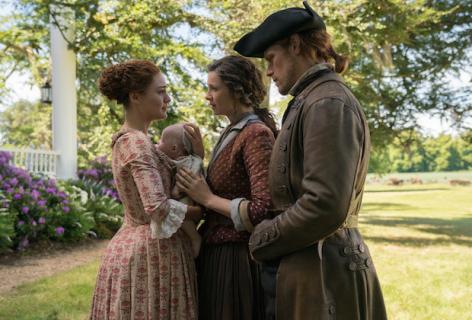 Outlander: sezon 4, odcinek 13 (finał sezonu) – recenzja
