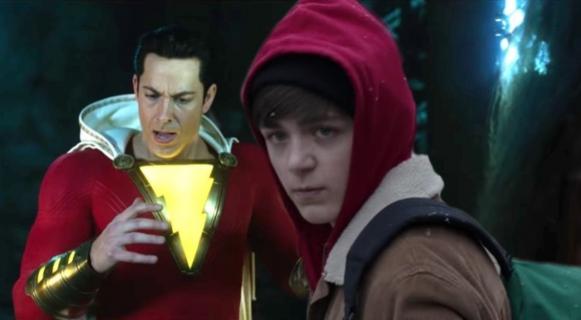 Shazam! – gwiazda produkcji Asher Angel o rodzinnej atmosferze na planie filmu