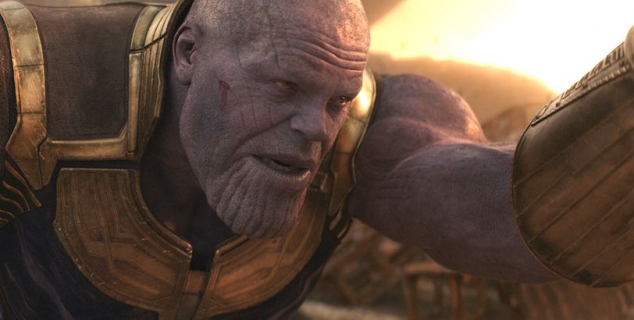 Avengers: Wojna bez granic – filozof Thanos z innym wyglądem. Zobacz szkice