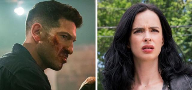 Punisher i Jessica Jones skasowane. Koniec seriali Netflixa