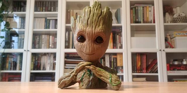 Doniczki w kształcie Baby Groota – wygraj dla siebie takiego przystojniaka!