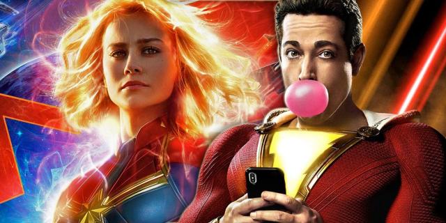 Kapitan Marvel atakowana przez trolli. Levi i Padalecki wyrażają sprzeciw