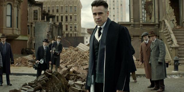 The Batman - Colin Farrell jako Pingwin, Andy Serkis jako Alfred. Zobacz fanowskie grafiki