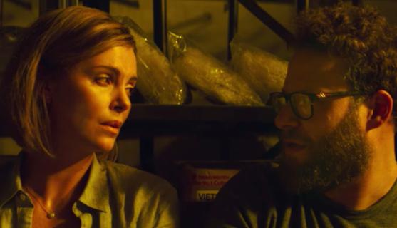 Long Shot – zwiastun komedii z Charlize Theron i Sethem Rogenem