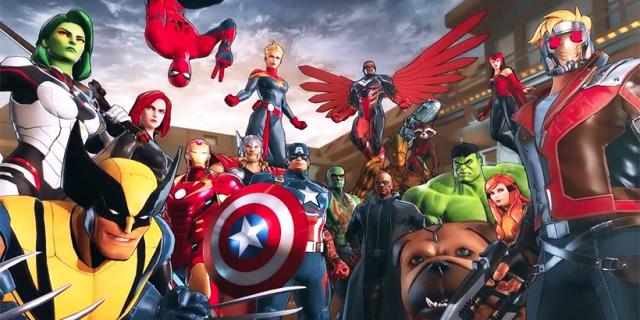 Kapitan Marvel łączy siły z Avengers. Marvel Ultimate Alliance 3 – nowy zwiastun