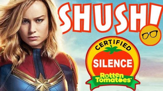 Rotten Tomatoes nie zmienia serwisu dla Kapitan Marvel i Disneya – wyjaśnienie