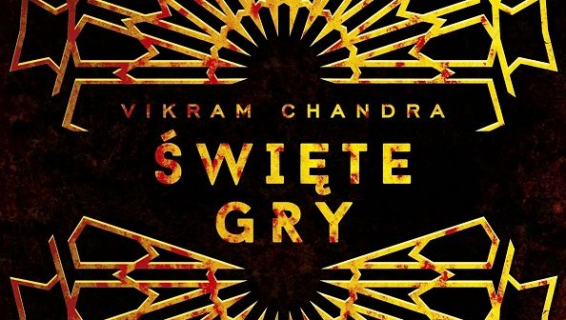 Święte gry: przeczytaj fragment hinduskiego thrillera