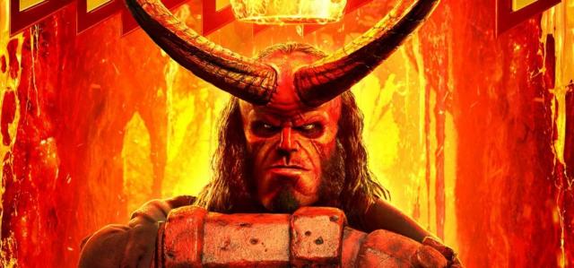 Hellboy – jaki czas trwania filmu? Znamy odpowiedź