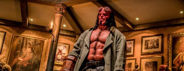 Hellboy zwycięski w debiucie na zapaśniczym ringu w Japonii