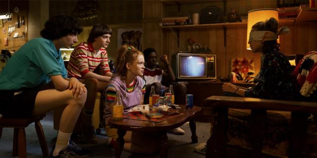 Stranger Things - gdzie akcja 4. sezonu serialu? Twórcy o kolejnej odsłonie