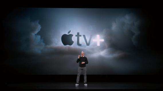 Apple chce skupić się na jakości treści w Apple TV+, a nie ich ilości